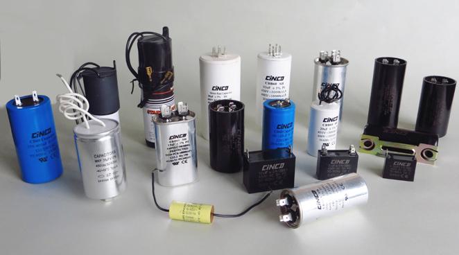 cinco capacitor
