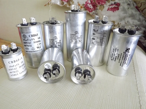 How to select the correct AC Capacitor?